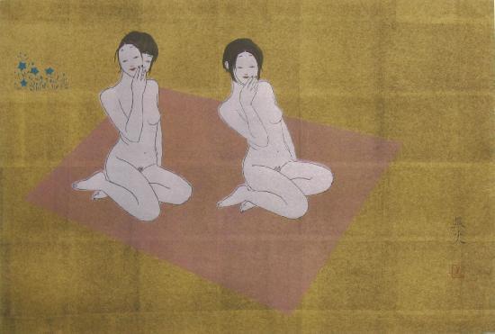 Saru Gallery - Japanese prints and japanese paintings